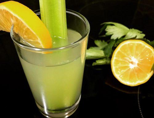 Sok od limuna i celera – prirodni način smanjenja holesterola i triglicerida