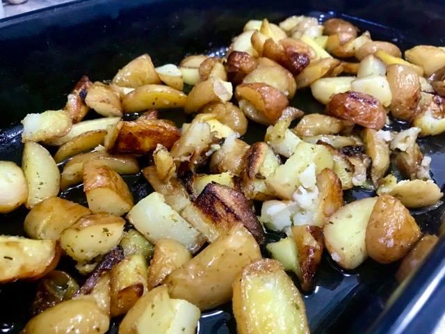 Najbolji recept za mlade krompiriće, The best recipe for new potatoes,Das beste Rezept für neue Kartoffeln,